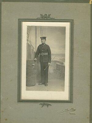 Hampshire - Adams, Walter Horace (IWM Lives of the First World War).jpg