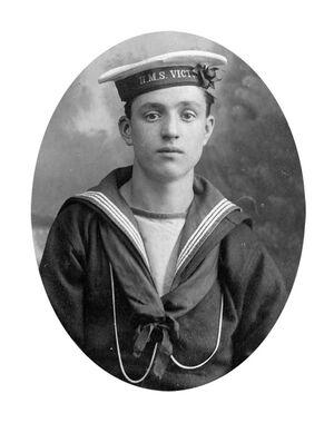 Queen Mary - Harvey, William John Thomas.jpg