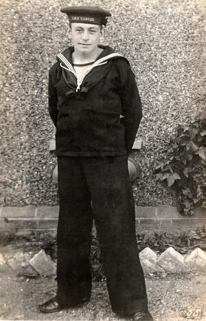 Hampshire - Buckingham, Ralph Angus (IWM Lives of the First World War).jpg